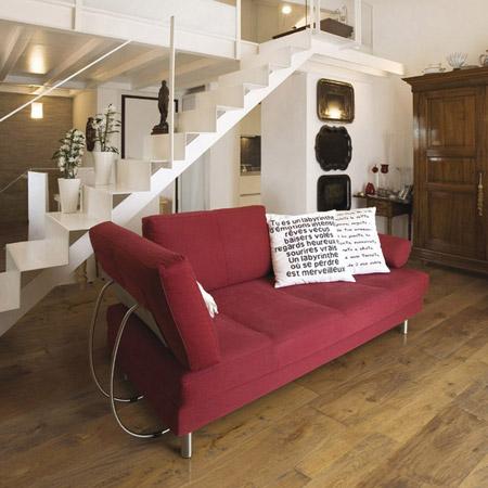 Divani Componibili Circolari ~ Idee per il design della casa